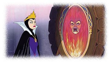 """Magic Mirror on the Wall, who is the Fairest one of all?"""